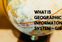 What Is Geographic Information System