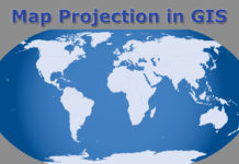 Map Projection In GIS