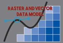 Raster and Vector Data Model In GIS