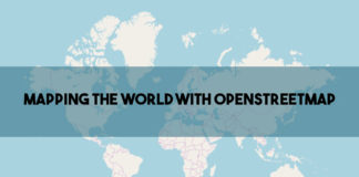Mapping the World with OpenStreetMap