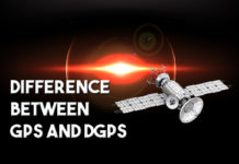 Difference Between GPS and DGPS