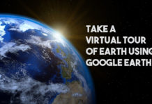 Take a Virtual Tour of Earth Using Google Earth