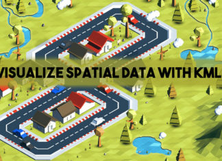Visualize Spatial Data With KML
