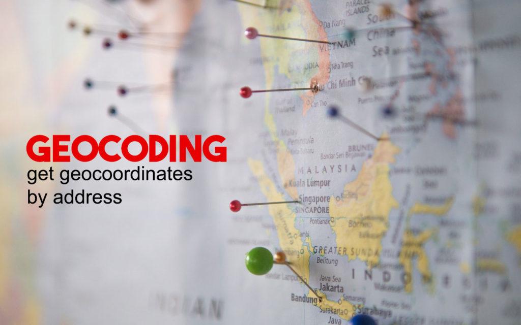 Geocoding Multiple Addresses:Parks in Putrajaya-Cyberjaya